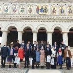 Reprezentantii ASCOR la Patriarhie